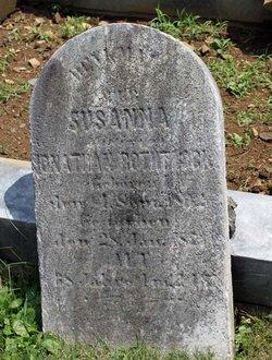 Susannah <i>Derr</i> Rothtrock