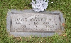 David Wayne Price
