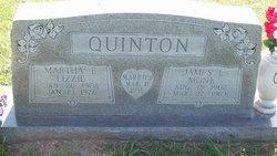 Martha Elizabeth <i>Brown</i> Quinton