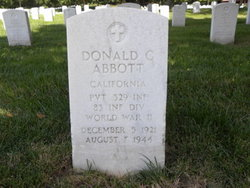 Donald C Abbott