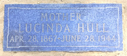 Lucinda <i>Allison</i> Hull