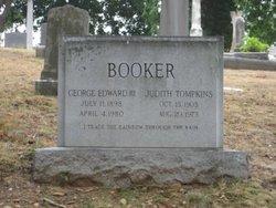 Judith Temple <i>Tompkins</i> Booker