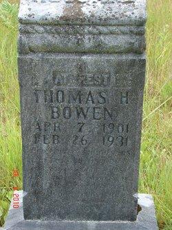 Thomas H. Bowen