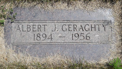 Albert J Geraghty