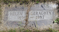 Helen K <i>Nilsen</i> Geraghty