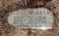 Jesse M. Baer