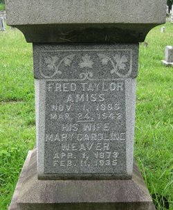 Frederick Taylor Amiss