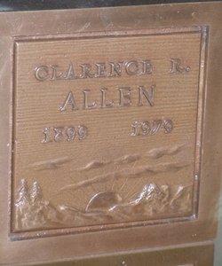 Clarence Rufus Allen