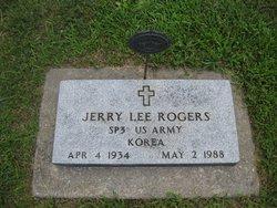 Jerry Lee JL Rogers