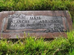 Blanche <i>Jakel</i> Abraham