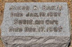 Susannah <i>Shaffer</i> Baker