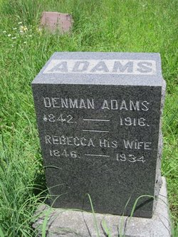Isaac Wiseman Denman Adams