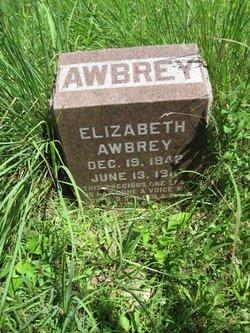 Elizabeth Ramsey <i>Hamblen</i> Awbrey/Aubrey