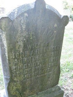Mary Jane <i>Cochran</i> Hildinger