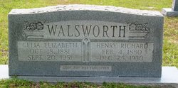 Henry Richard Walsworth