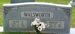 Morgan E. Walsworth