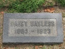 Daisy <i>Young</i> Bayless