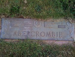 Cecil Edward Abercrombie, Sr