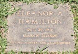 Eleanor <i>Allington</i> Hamilton