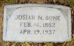 Josiah Nelson Bone