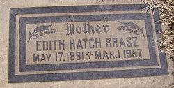 Edith <i>Hatch</i> Brasz