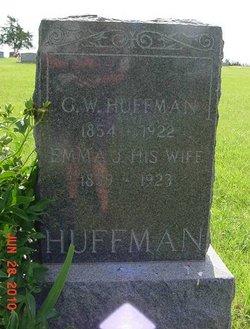 Emma Jane <i>Patton</i> Huffman
