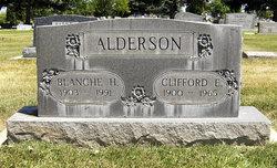 Blanche H <i>Crooke</i> Alderson