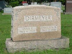 Anna Elizabeth <i>Neubert</i> Dirmeyer