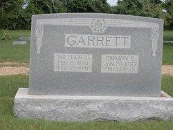 Emmon Eliza <i>Marley</i> Garrett