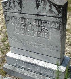 Mary Ellender Ellin <i>Bass</i> Aultman