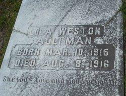 Lola Weston Aultman