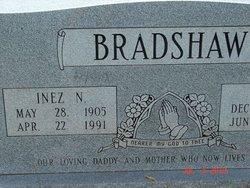 Inez Myrtle <i>Nichols</i> Bradshaw