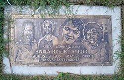 Anita Belle Taylor