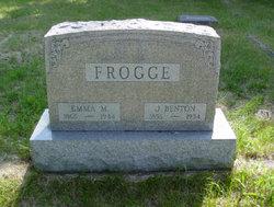 James Benton Frogge