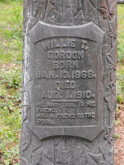 William T Willie Gordon