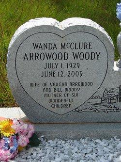 Wanda <i>McClure</i> Arrowood Woody