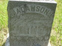 Loyd Edwin Adamson