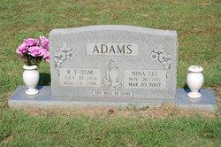 Robert Thomas Tom Adams