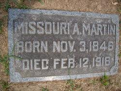 Missouri Ann <i>Stephens</i> Martin