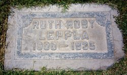 Ruth Malissa <i>Roby</i> Leppla