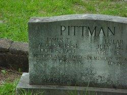 James T Pittman