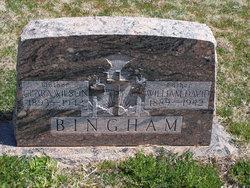 Clara <i>Wilson</i> Bingham