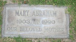 Mary <i>Temi</i> Abraham