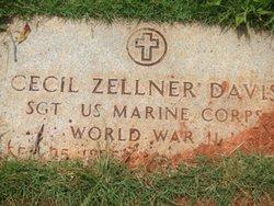 Cecil Zellner Davis