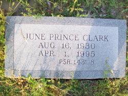 June <i>Prince</i> Clark