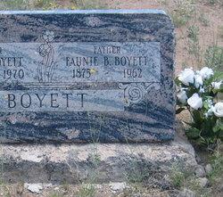 Faunie B. Boyett