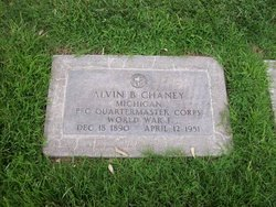 Alvin Bert Chaney
