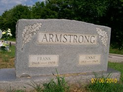 Jennie S <i>Norvell</i> Armstrong