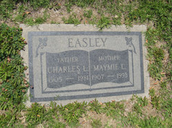 Maymie Lucille <i>Sharp</i> Easley