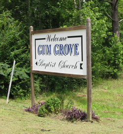 Gum Grove Baptist Church Cemetery